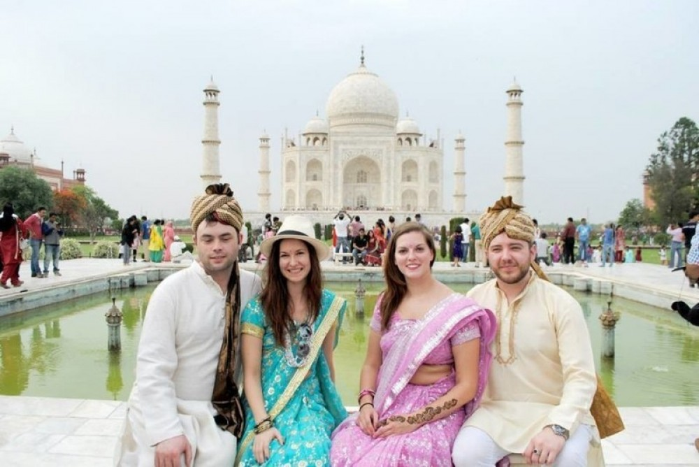 Taj Mahal Private Day Tour From New Delhi