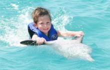 Dolphin Swim Adventure: Grand Cayman (East)