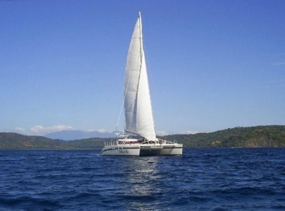 Catamaran Tour in Playas del Coco