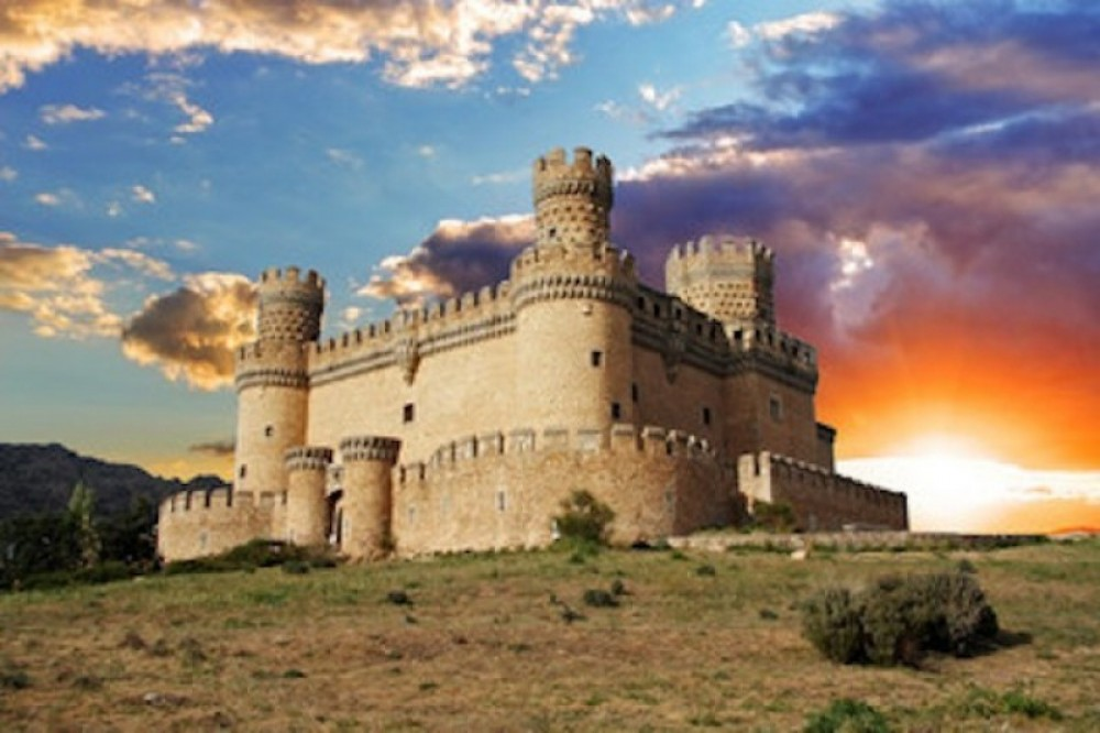 Historic Castles of Madrid and Castille