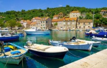 Group Boat Tour Elaphite Islands near Dubrovnik