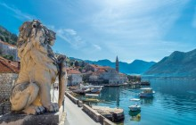 Group Tour Bay of Kotor from Dubrovnik