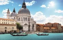 Venice by Bus from San Gimignano