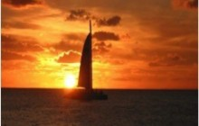 Romantic Sunset Sail