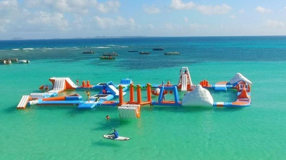 The Anguilla Aqua Park