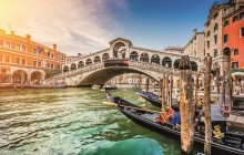 Venice Tour with Gondola Ride from Siena