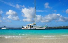 Shore Excursion: Sailing and Snorkeling