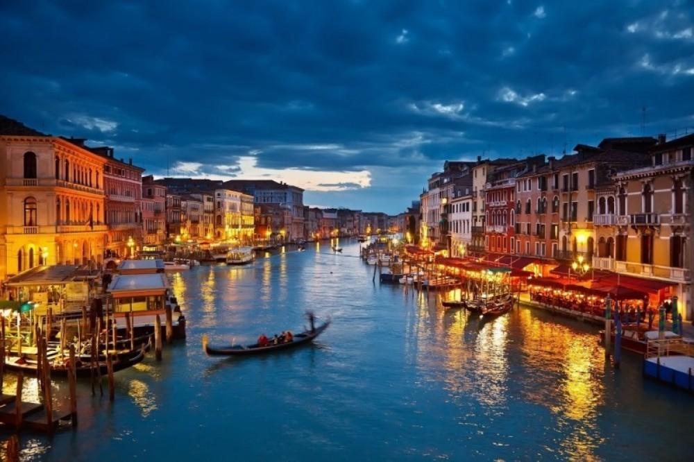 Venezia from Lake Garda