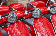 Vespa Panoramic Tour Of Florence from Montecatini