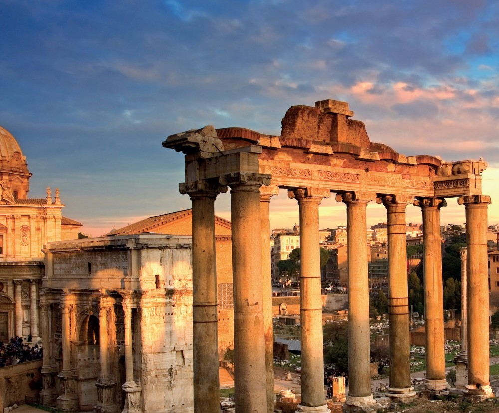 Ancient Rome Tour - Rise and Fall of the Roman Empire