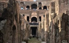 Private Colosseum and Hypogeum Tour
