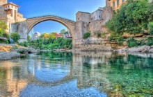 Mostar & Kravice Tour From Dubrovnik