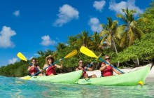 Caneel Bay - Kayak, Hike & Snorkel Adventure