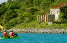 Historic Hassel Island - Kayak, Hike & Snorkel 3 Hour