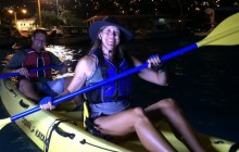 St Thomas - Night Kayak with Pirate & Ghost Stories