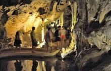 Hato Caves & Ostrich Farm Combination Tour