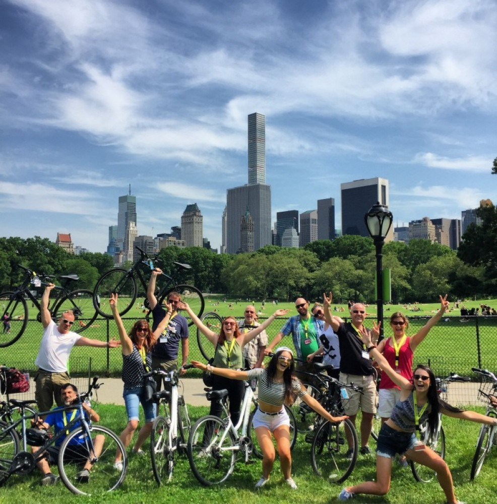 The New York City Bike Tour