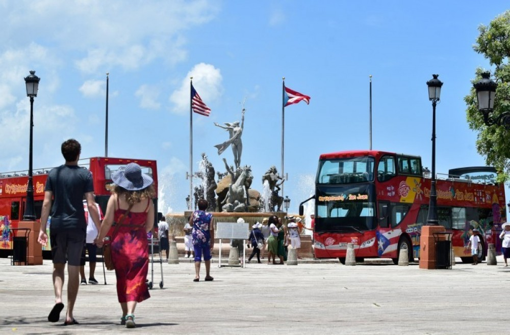 City Sightseeing Hop On Hop Off San Juan