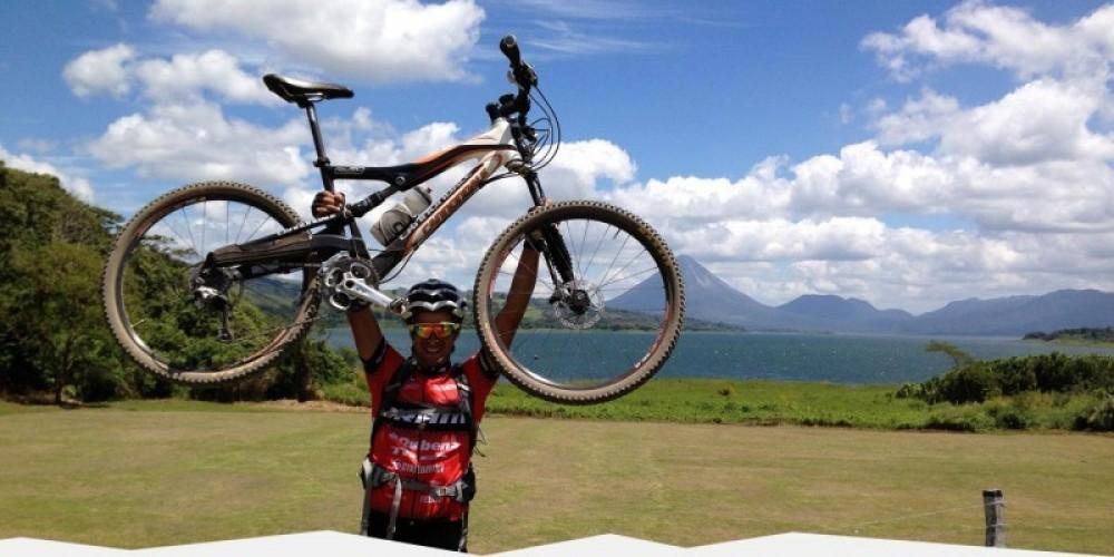 Mountain Bike Tour - Arenal Volcano to El Castillo