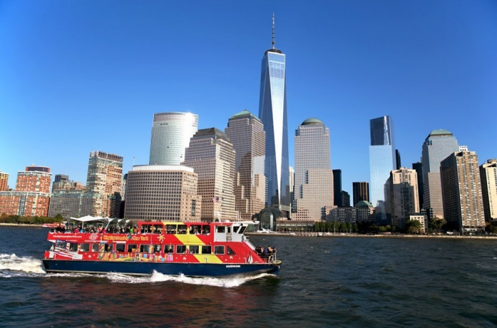 City Sightseeing Hop On Hop Off New York Ferry Cruise