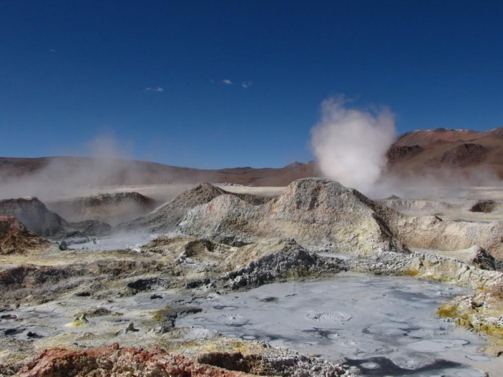 Uyuni Salt Flat + Desert 4D/3N
