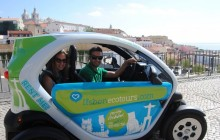6 Hour Twizy Electric Car Ride with Audio Guide