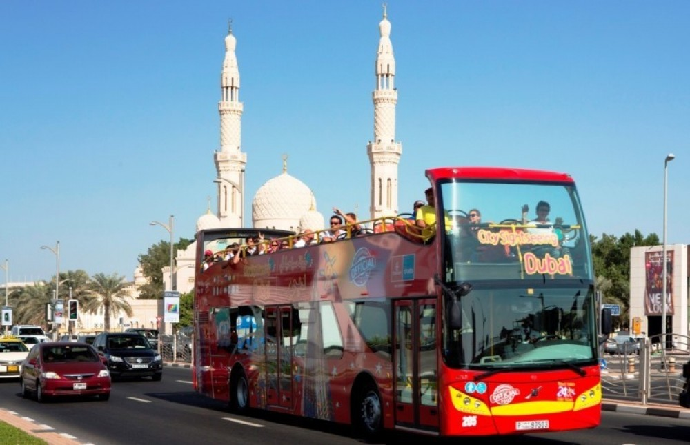 City Sightseeing Hop On Hop Off Dubai