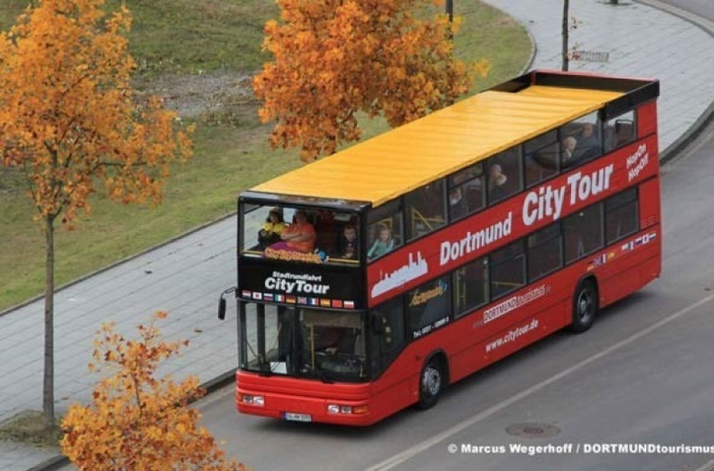 City Sightseeing Hop On Hop Off Dortmund