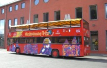 City Sightseeing Hop On Hop Off Trier