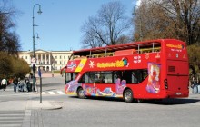 City Sightseeing Hop On Hop Off Oslo
