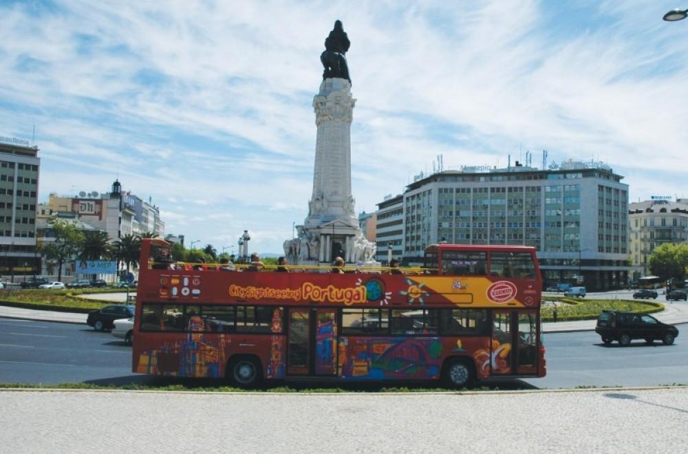 City Sightseeing Hop On Hop Off Lisbon