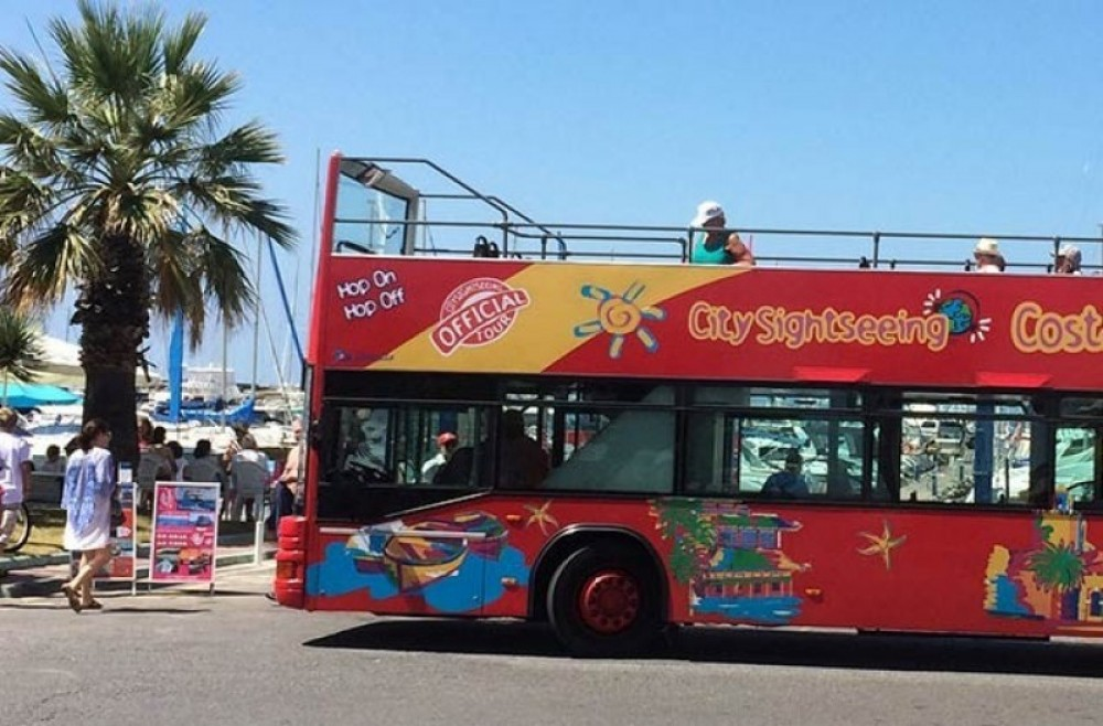 City Sightseeing Hop On Hop Off Benalmadena