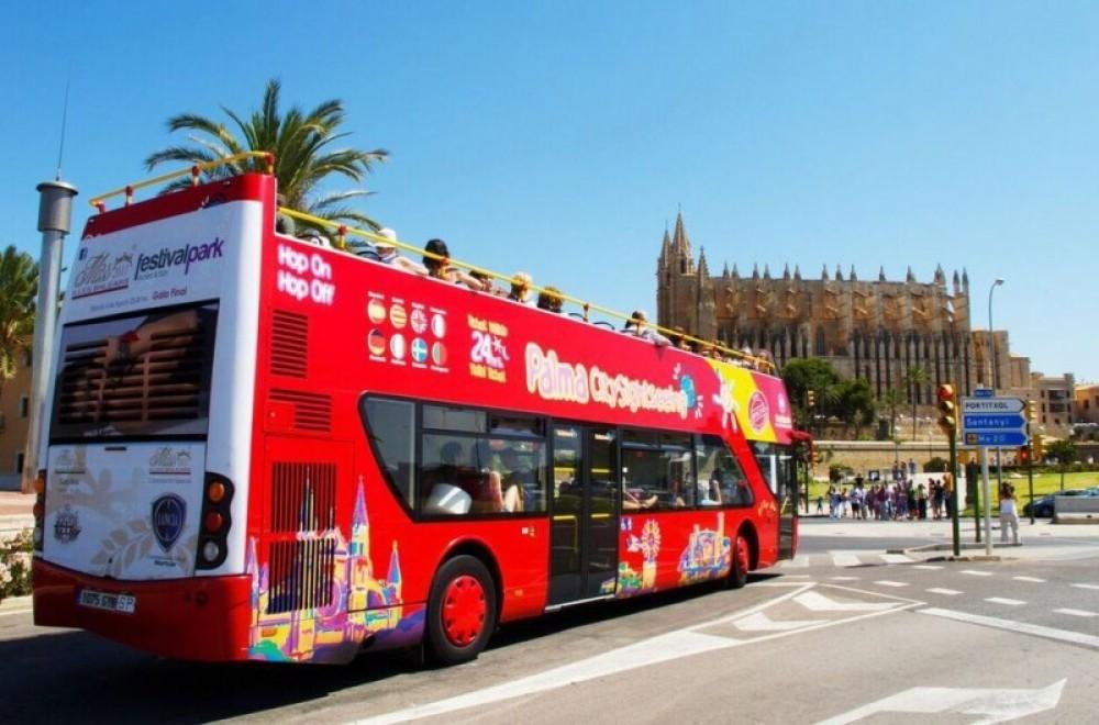 City Sightseeing Hop On Hop Off Palma de Mallorca