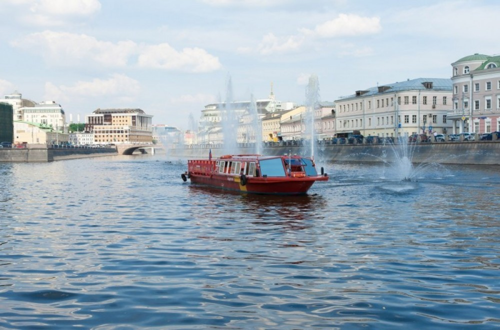 City Sightseeing Hop On Hop Off Moscow River Cruise