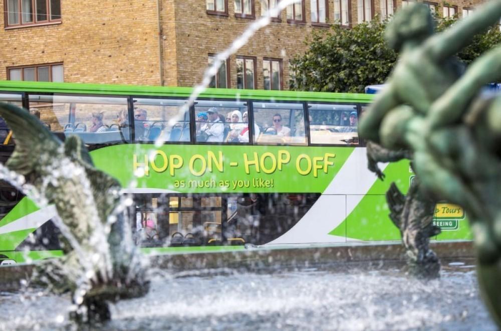 City Sightseeing Hop On Hop Off Gothenburg