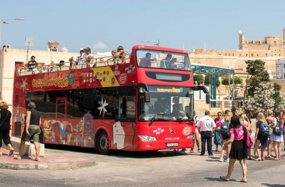 City Sightseeing Hop On Hop Off Gozo