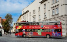 City Sightseeing Hop On Hop Off Krakow