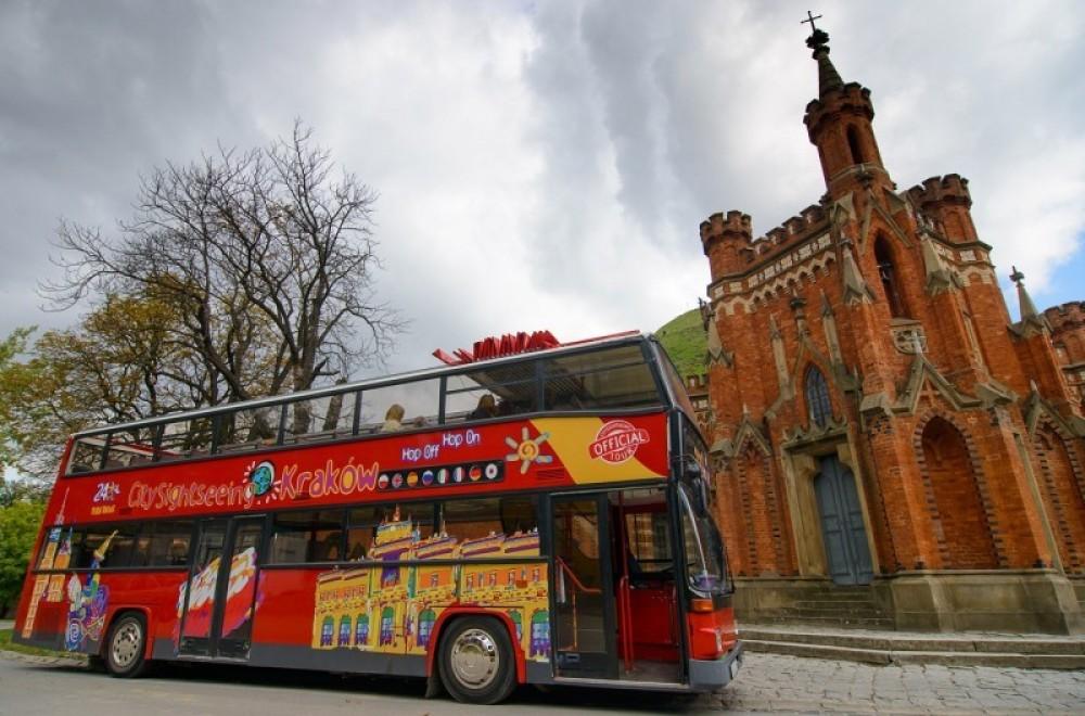 City Sightseeing Hop On Hop Off Krakow
