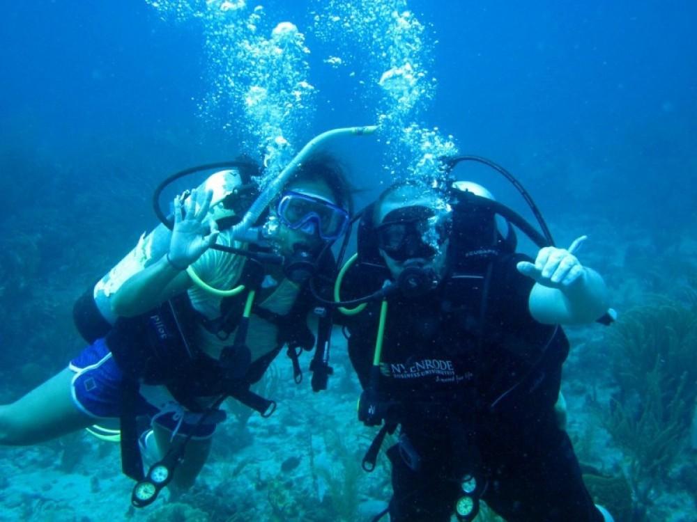 Open Water Diver - Dutch Side
