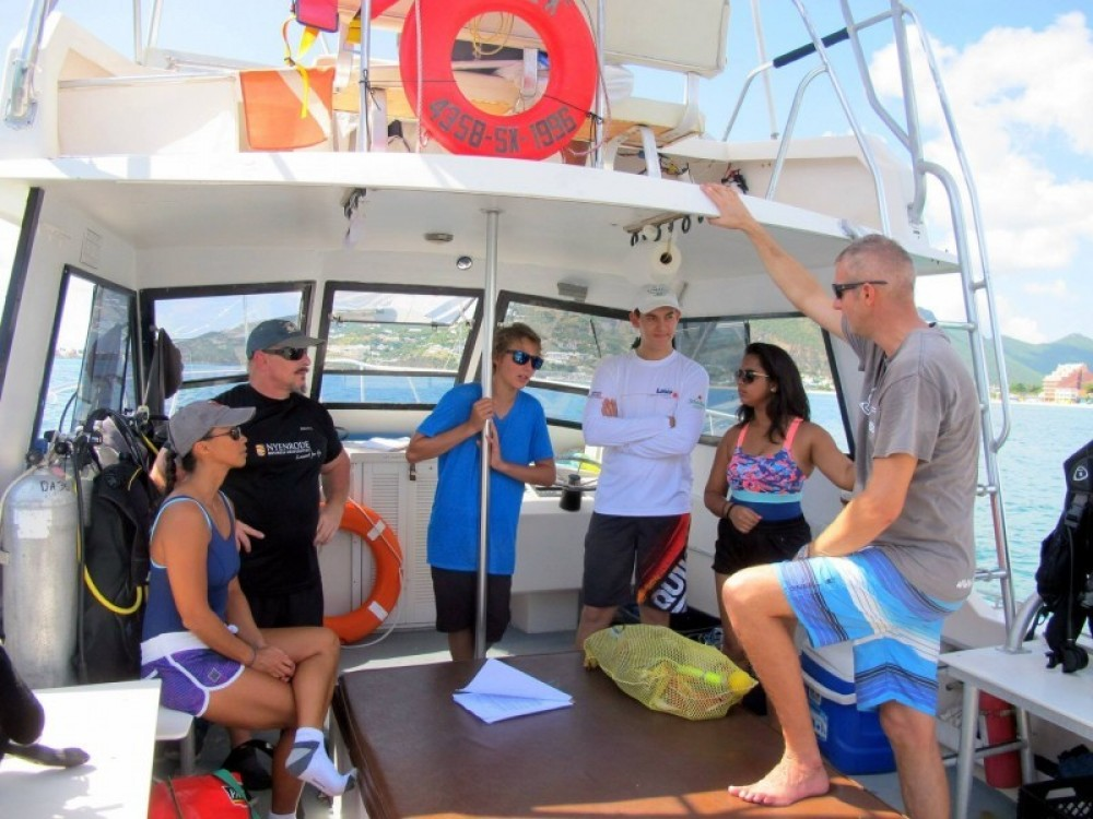 Private Charter - Half Day Snorkel - Dutch Side