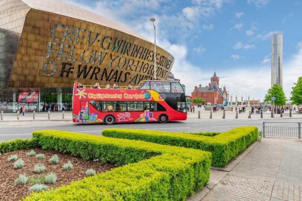 City Sightseeing Hop On Hop Off Cardiff