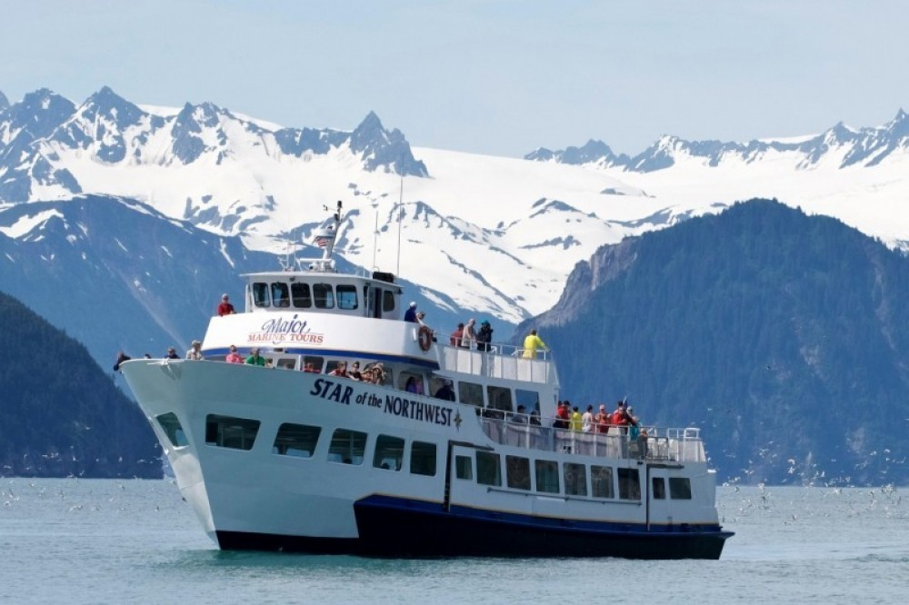 Kenai Fjords Resurrection Bay Cruise