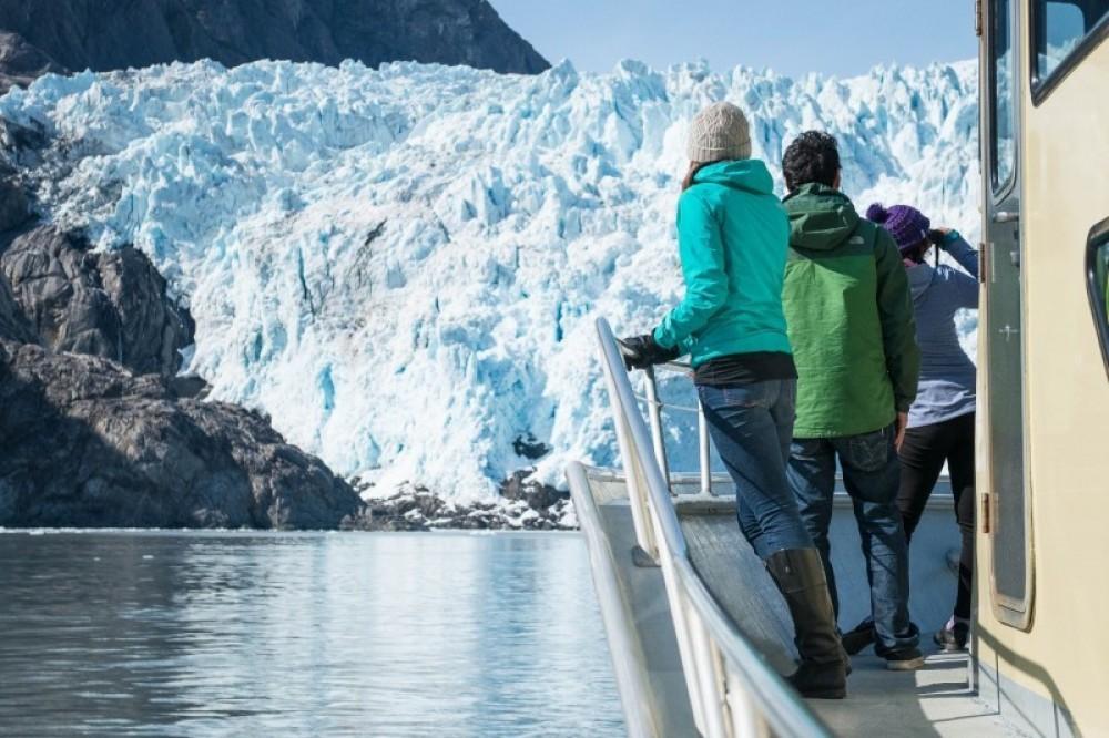 Kenai Fjords Northwestern Fjord Cruise