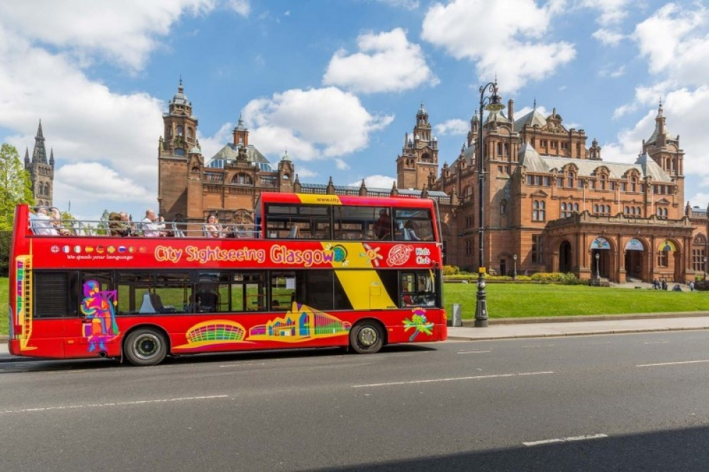 City Sightseeing Hop On Hop Off Glasgow