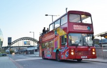 City Sightseeing Hop On Hop Off Newcastle Gateshead
