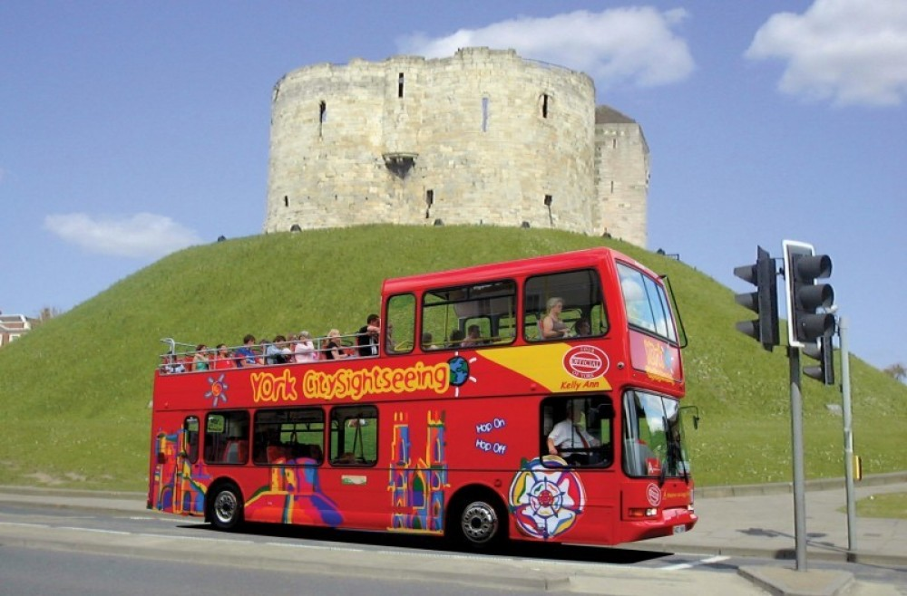 City Sightseeing Hop On Hop Off York