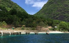 Soufriere Tour from Cruise Ship