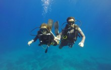 2 Tanks Scuba Diving Tour