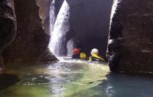 Extreme Dominica Canyoning