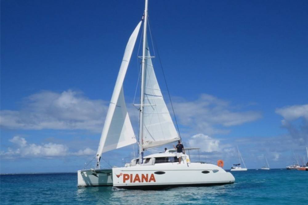 Piana 40ft 1 Week Charter to St Barth, Nevis and St Kitts